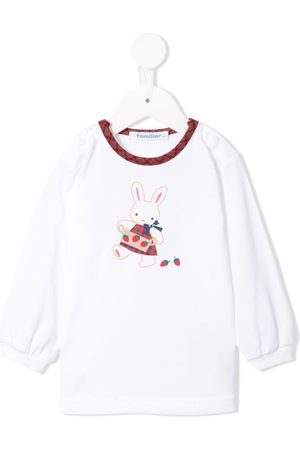 Familiar Bunny print pajamas