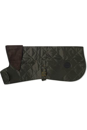 Barbour Quilted Dog Coat