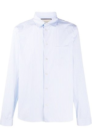 Gucci Striped button up shirt