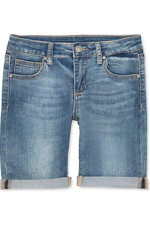 Joes Jeans Girls' The Finn Mid-Rise Bermuda Shorts - Little Kid