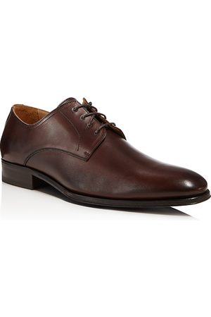 To Boot Men's Declan Leather Plain-Toe Oxfords