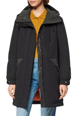 Andrew Marc Women's Riverton Reflective Down & Feather Utility Parka