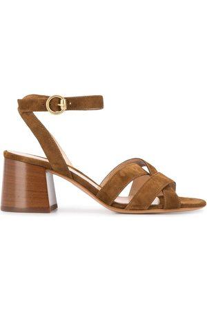 Gianvito Rossi Strappy block heel sandals