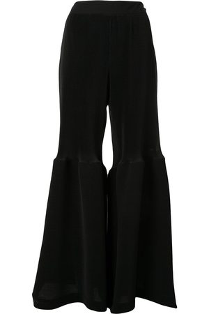 GOEN.J Voluminous flared trousers