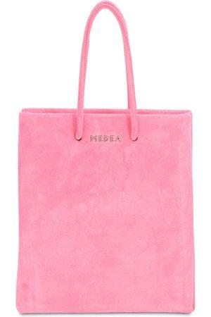Medea Short Suede Bag