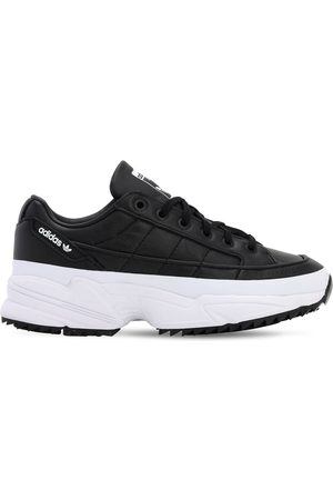 adidas Kiellor Leather Sneakers