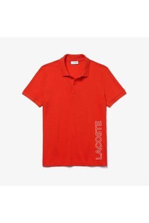 Lacoste Men's -branded Cotton Polo Shirt :