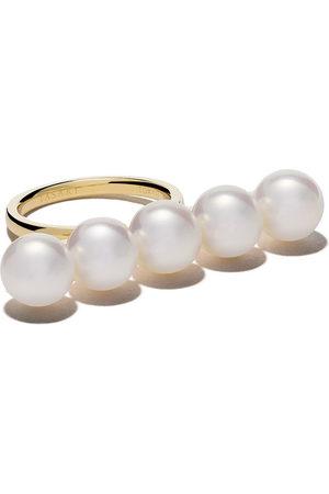 Tasaki 18kt Balance Signature ring