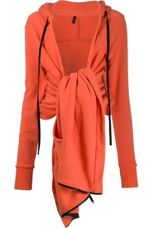 Unravel Project Women Jackets - Tie front jacket