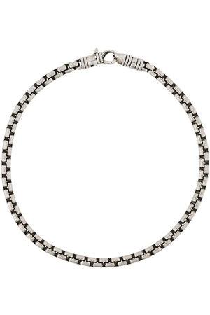 TOM WOOD Chain link bracelet - Metallic