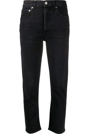 AGOLDE Riley straight-leg jeans