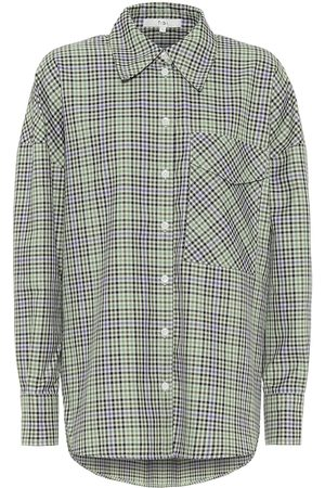tibi Checked shirt