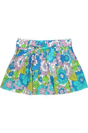 DODO BAR OR Floral cotton skirt