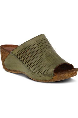 Spring Step Women's Cunacena Slide Sandal