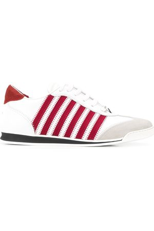 Dsquared2 Stripe detail low-top sneakers