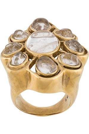 Goossens Women Rings - Cachemire floral-inspired ring