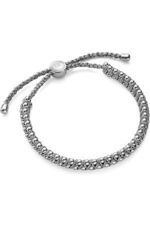 Monica Vinader Bracelets - Sterling Silver Rio Friendship Bracelet