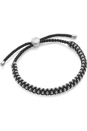 Monica Vinader Sterling Silver Rio Friendship Bracelet