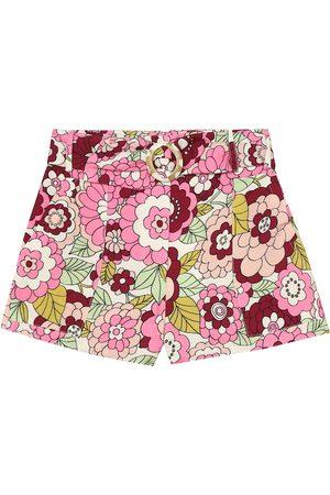DODO BAR OR Floral shorts