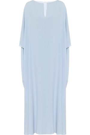 The Row Exclusive to Mytheresa – Enrico silk-georgette kaftan