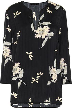 Etro Floral blouse