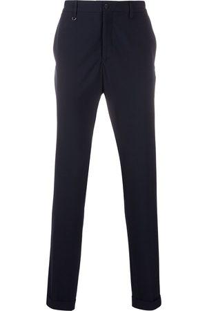 Emporio Armani High-waisted skinny trousers