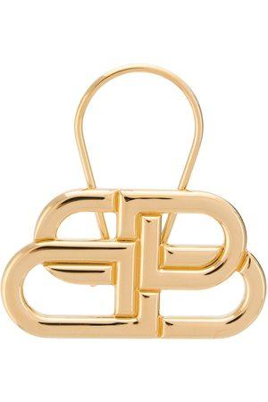 Balenciaga Women Keychains - BB clasp keyring