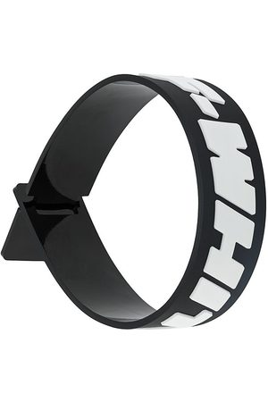 OFF-WHITE Bracelets - Industrial rubber wristband
