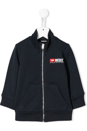 Diesel Embroidered logo jacket