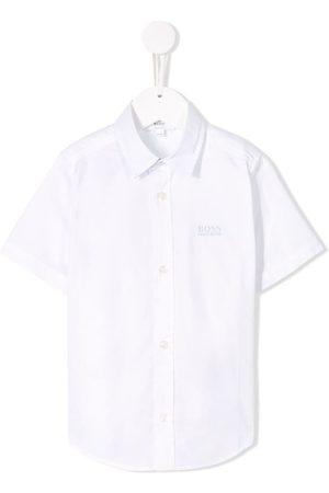 HUGO BOSS Short sleeved logo shirt