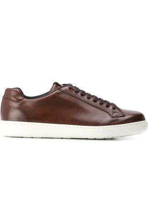 Church's Stitched-eyestay low-top trainers