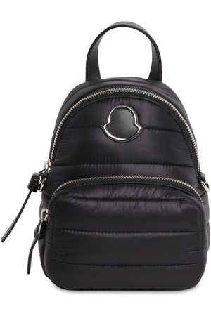 Moncler Small Kilia Quilted Nylon Backpack