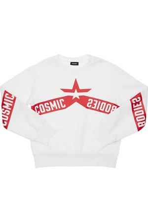 Diesel Printed Cotton Sweatshirt
