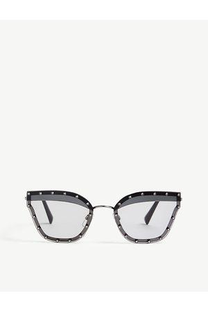 VALENTINO Women Sunglasses - Va2028 butterfly-frame sunglasses