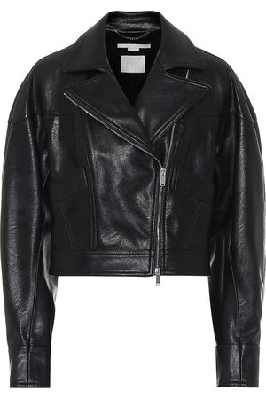 Stella McCartney Faux-leather jacket