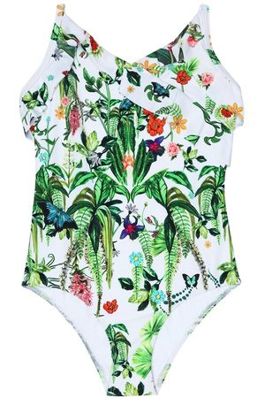 Camilla Printed swimsuit