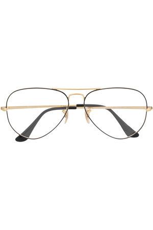 Ray-Ban Aviator frame glasses