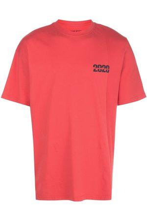 MARTINE ROSE Men Short Sleeve - Slogan short-sleeve T-shirt