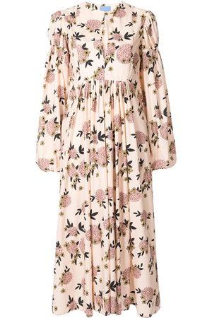 Macgraw Hibernation midi dress