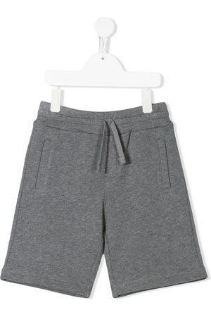 Dolce & Gabbana Drawstring-waist shorts - Grey