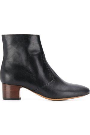 A.P.C. Low heel boots