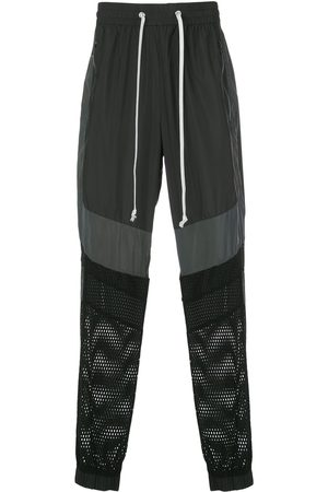 God's Masterful Children Mesh panel track pants