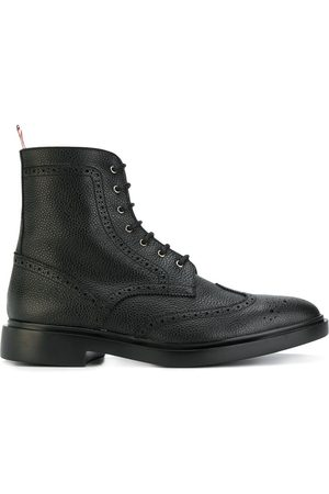 Thom Browne Men Ankle Boots - Wingtip ankle boots