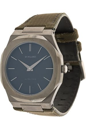 D1 MILANO Ultra Thin 40mm watch - Metallic