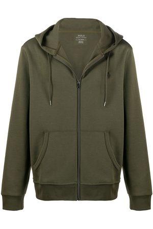 Polo Ralph Lauren Zipped long-sleeved hoodie
