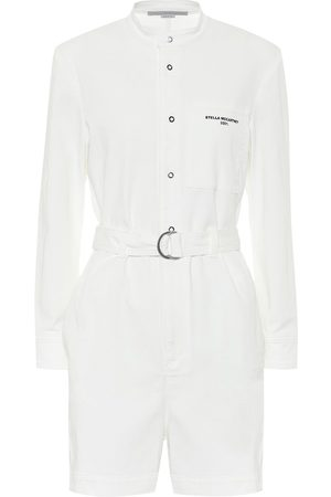 Stella McCartney Stretch-cotton jumpsuit