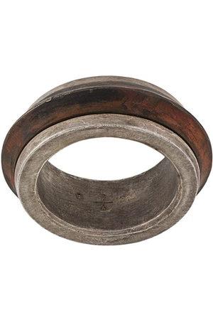 PARTS OF FOUR Rotator ring - Metallic
