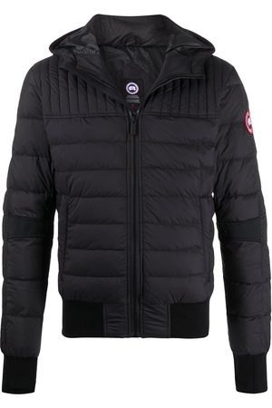 Canada Goose Long sleeve fitted puffer jacket