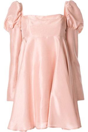 Macgraw Women Dresses - Romantic silk short dress