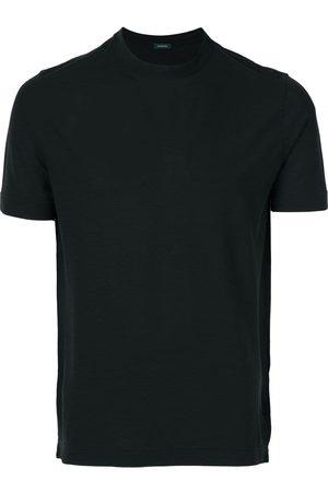 ZANONE Classic fitted T-shirt